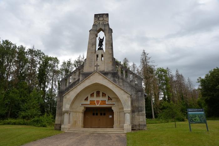 Journées du patrimoine 2020 - Visite guidée de la chapelle d'Ornes