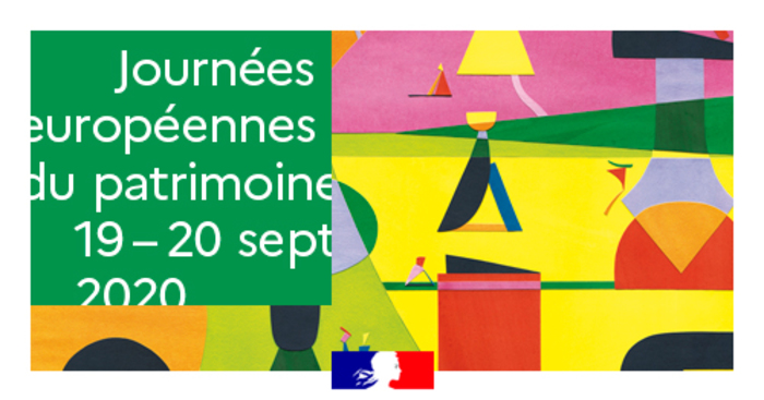 Journées du patrimoine 2020 - Ateliers dorure et carnet