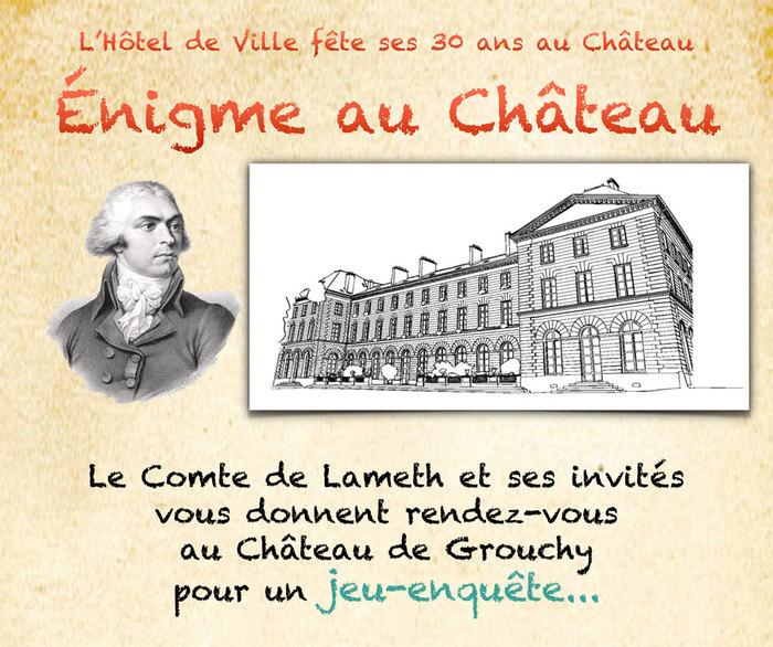 Journées du patrimoine 2019 - Mystère au château