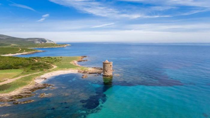 Journées du patrimoine 2019 - Balade sur les sentiers du littoral, dans le Cap Corse, autrefois le fief de l'illustre famille des DA MARE