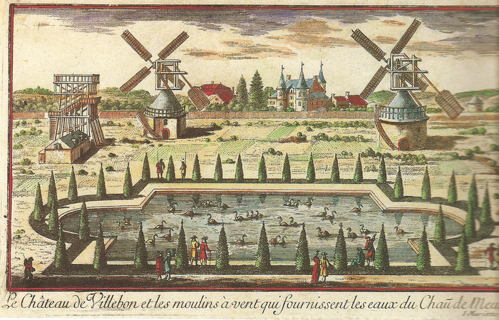 Journées du patrimoine 2019 - Visite guidée du réseau hydraulique du domaine de Meudon, à partir de Vélizy.