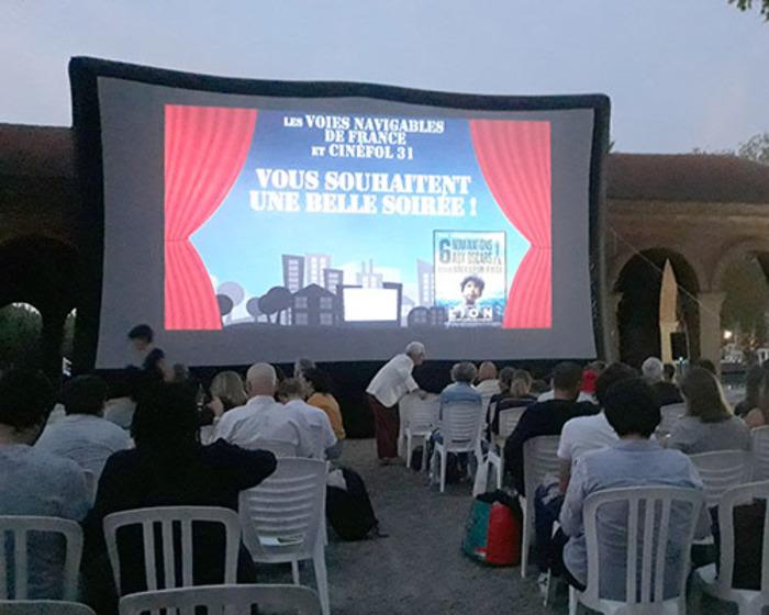 Journées du patrimoine 2019 - Cinéma solidaire en plein air
