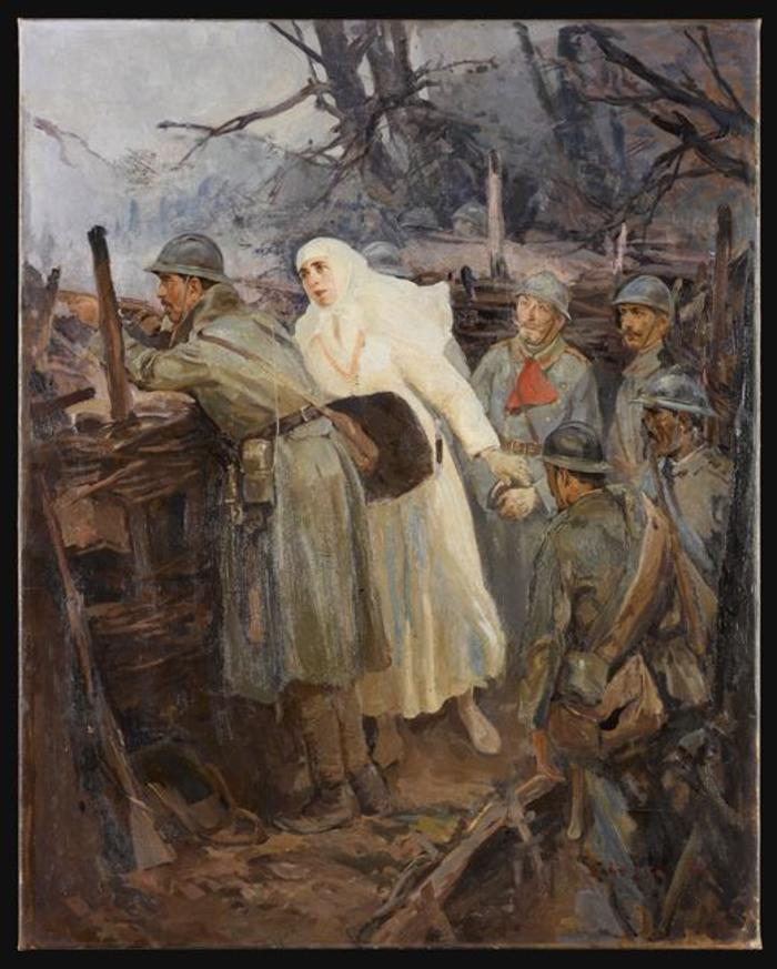 Nuit des musées 2019 -XXI salon des peintres de l'armée