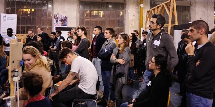 Soirée des entrepreneurs Winter Innovation Lab 2020