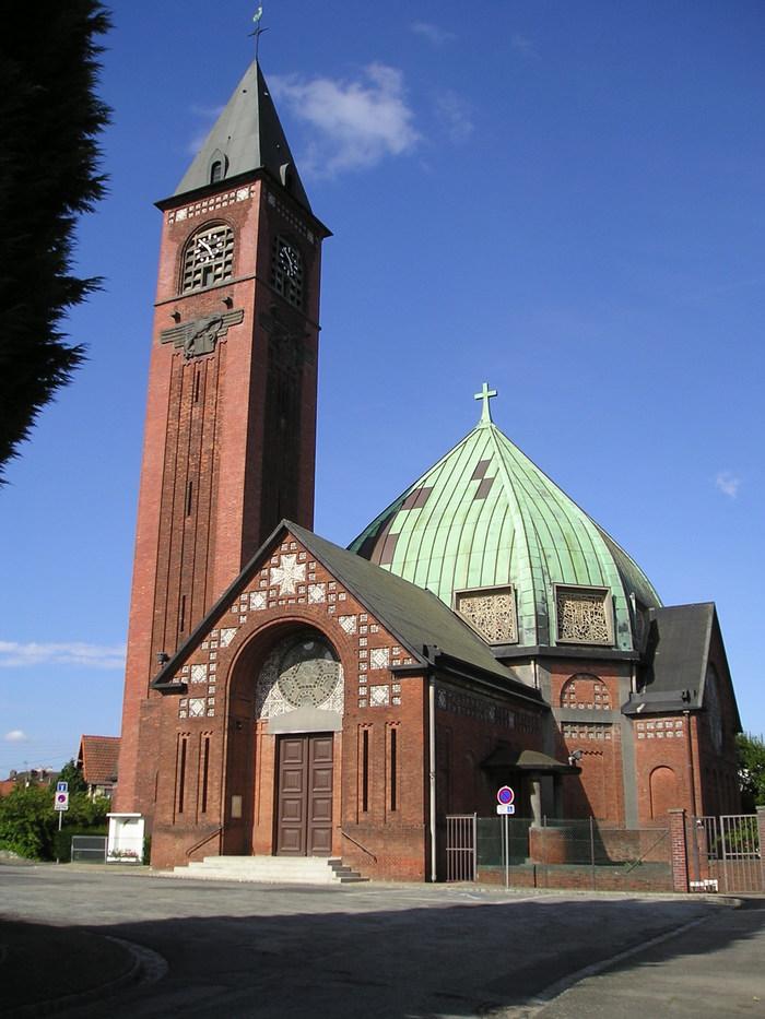 Journées du patrimoine 2020 - Visite libre de l'église Saint-Jean-Eudes
