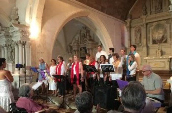 Journées du patrimoine 2020 - Concert de musique gospel