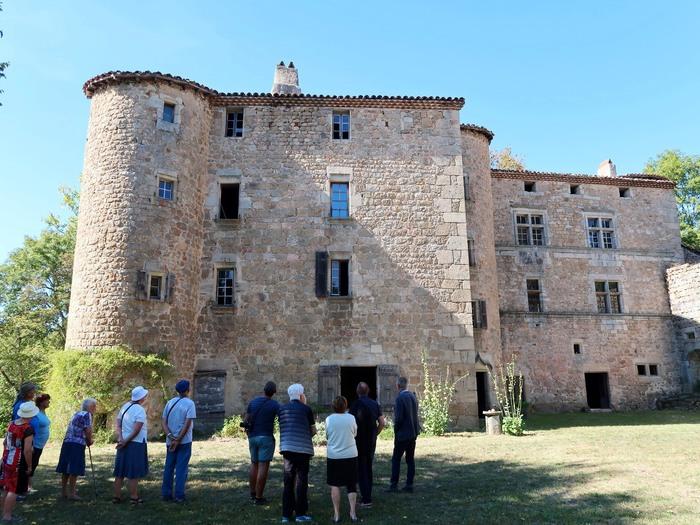 Journées du patrimoine 2020 - Visite commentée du Château de Vaussèche