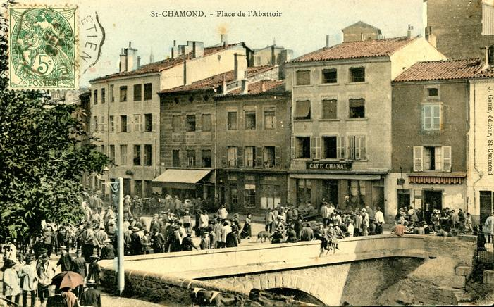Journées du patrimoine 2019 - Les ponts de Saint-Chamond, une histoire au fil de l'eau