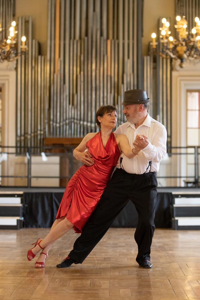 Journées du patrimoine 2020 - Danser le tango en Champagne-Ardenne, une longue histoire à écrire.