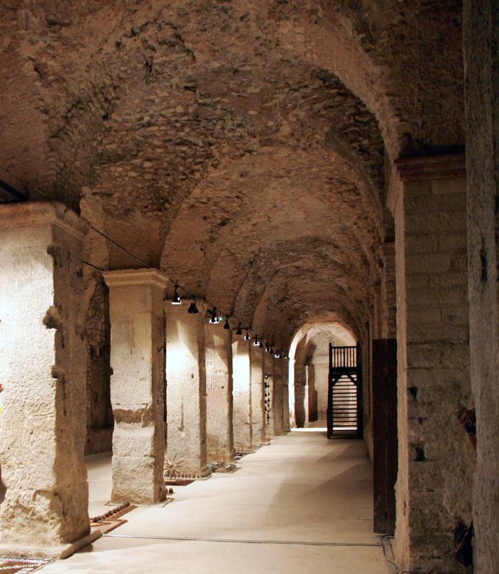 Journées du patrimoine 2019 - Visite guidée du cryptoportique gallo-romain