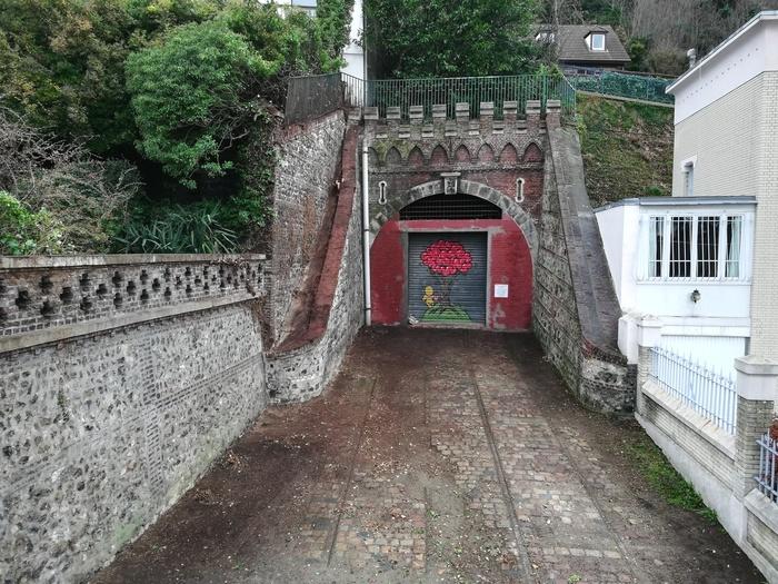 Journées du patrimoine 2019 - Exposition dans un lieu oublié, le tunnel Sainte-Marie
