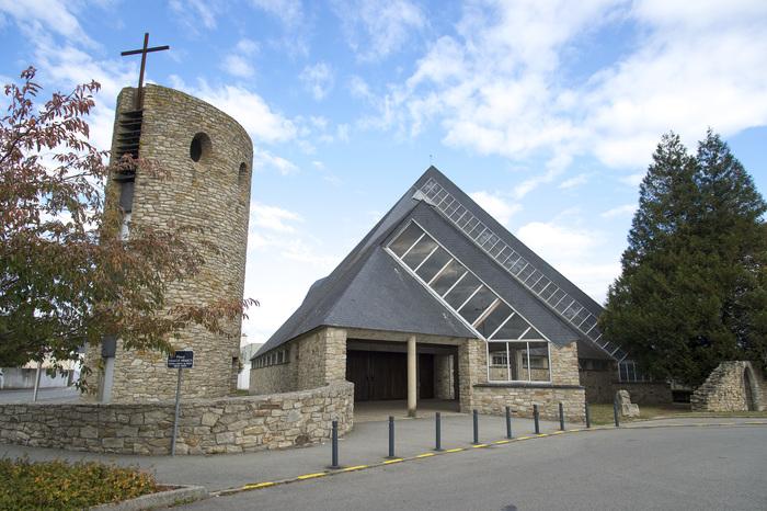 Journées du patrimoine 2020 - A la découverte de l'église Saint-Guen