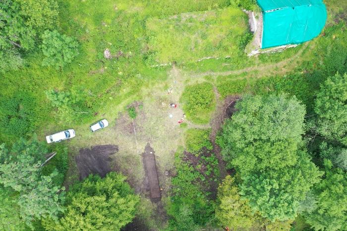 Journées du patrimoine 2020 - Présentation des fouilles du site des Moulineaux