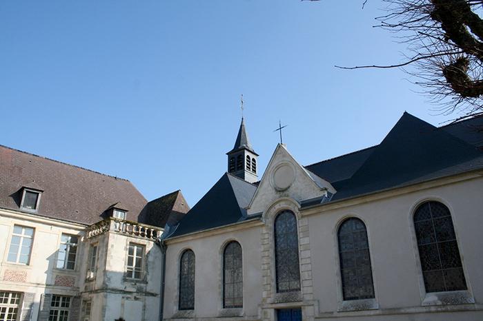 Journées du patrimoine 2020 - Visite libre de la chapelle de l'hôpital général de Laon