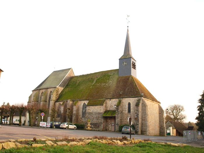 Journées du patrimoine 2020 - Visite de l'église Saint-Rémi