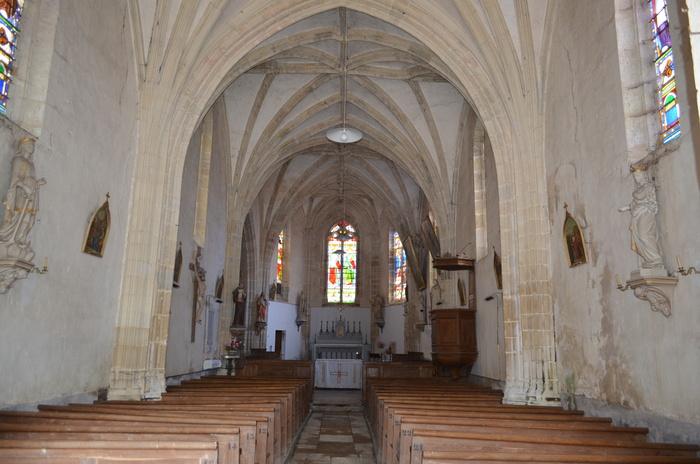 Journées du patrimoine 2019 - Découvrez l'église Saint-Gervais Saint-Protais