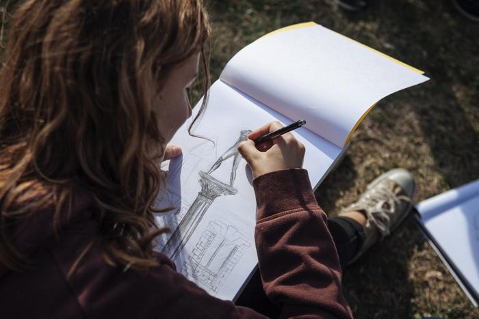 Journées du patrimoine 2020 - Ateliers dessin