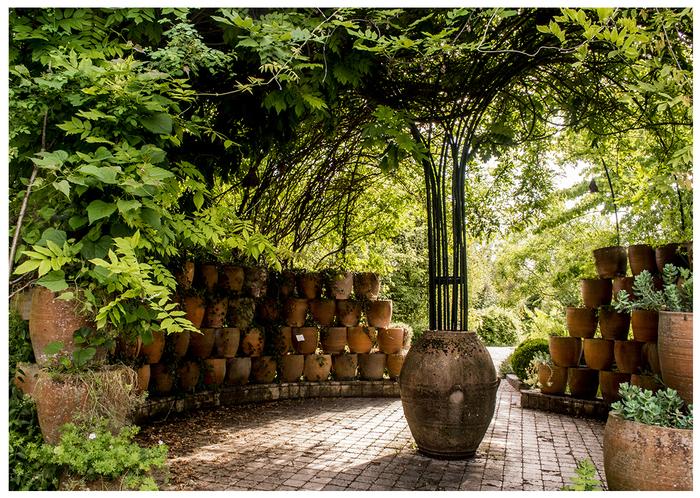 Journées du patrimoine 2020 - Visite libre du Jardin botanique de Marnay-sur-Seine