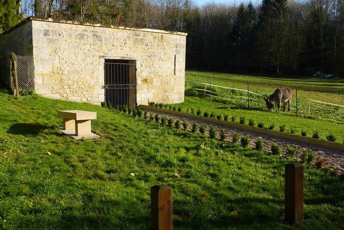Journées du patrimoine 2020 - Visite libre du lavoir de Montgobert