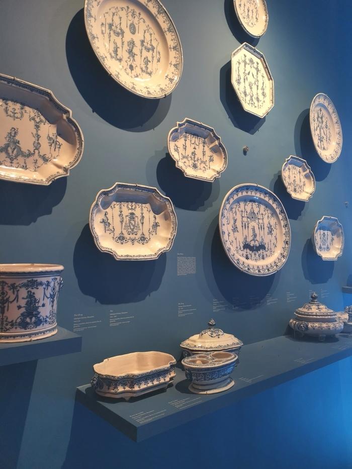 Visite libre au Musée de la Faïence