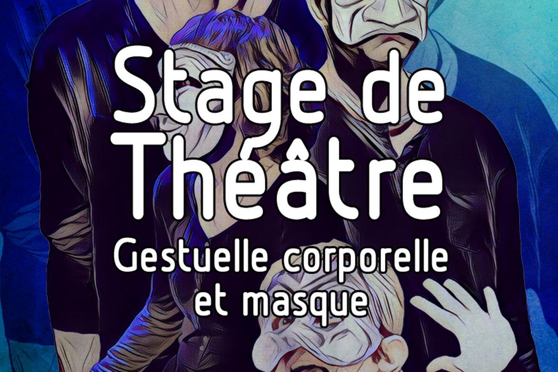 Stage de théâtre par le Théâtre Alizé