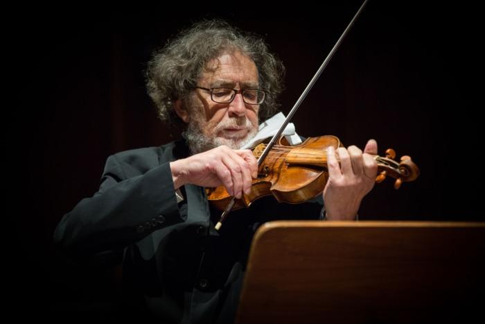 Journées du patrimoine 2019 - « Le violon, instrument roi », concert de l'Ensemble Baroque de Nice, direction Gilbert Bezzina, à l'église Saint-Pons