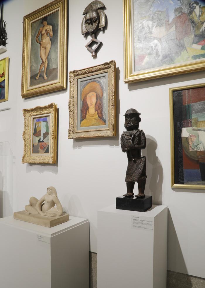 Journées du patrimoine 2020 - Petite leçon d'histoire de l'art : l'art moderne français aux 19e et 20e siècles