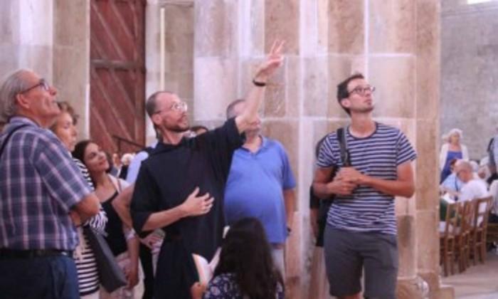 Journées du patrimoine 2020 - Visite guidée de la basilique de Vézelay
