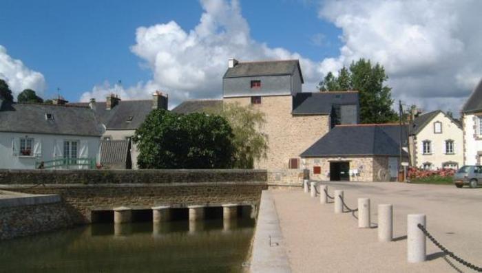 Journées du patrimoine 2019 - Visite guidée de l'Ecomusée de la meunerie, au Moulin du Pont