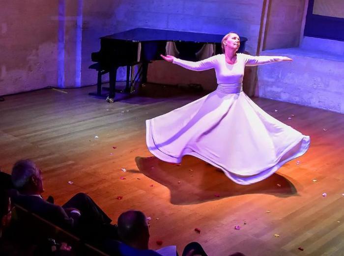 [ANNULE]  <strike>Stage - danse soufie du Samâ</strike>