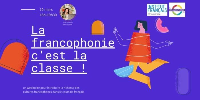 Et si la f(F)rancophonie était encore un peu plus présente dans nos cours de FLE et les activités que nous proposons, dès le début de l'apprentissage du français ? ?