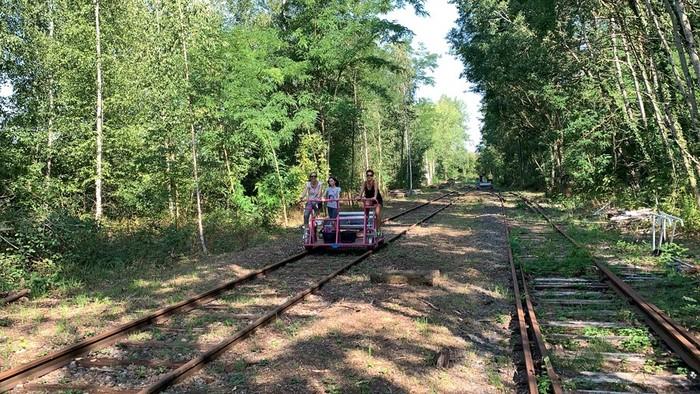 Journées du patrimoine 2020 - Le Saulnois D'rails !