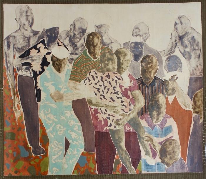 Visite d'exposition à La Galerie, centre d'art contemporain de Noisy-le-Sec