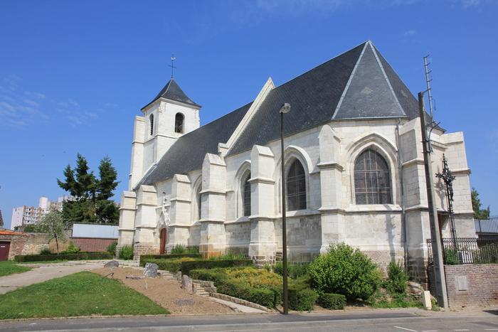Journées du patrimoine 2020 - Eglise de Montières : sur les pas de Léon Lamotte