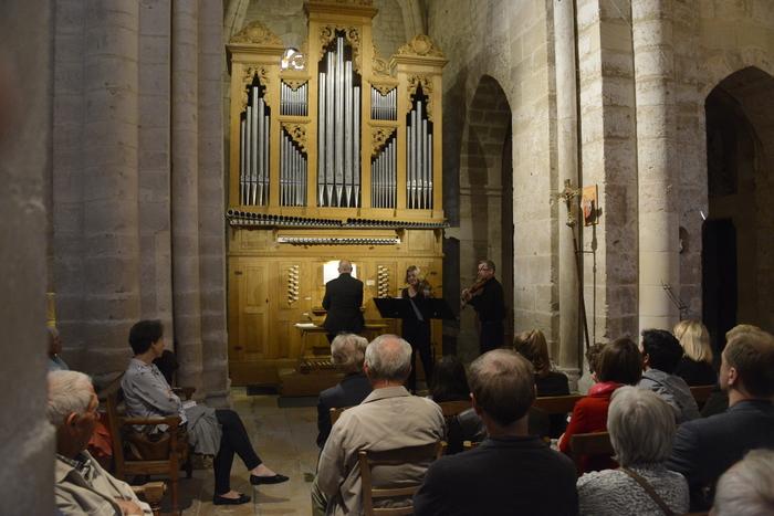Journées du patrimoine 2020 - L'orgue espagnol de Bourgogne