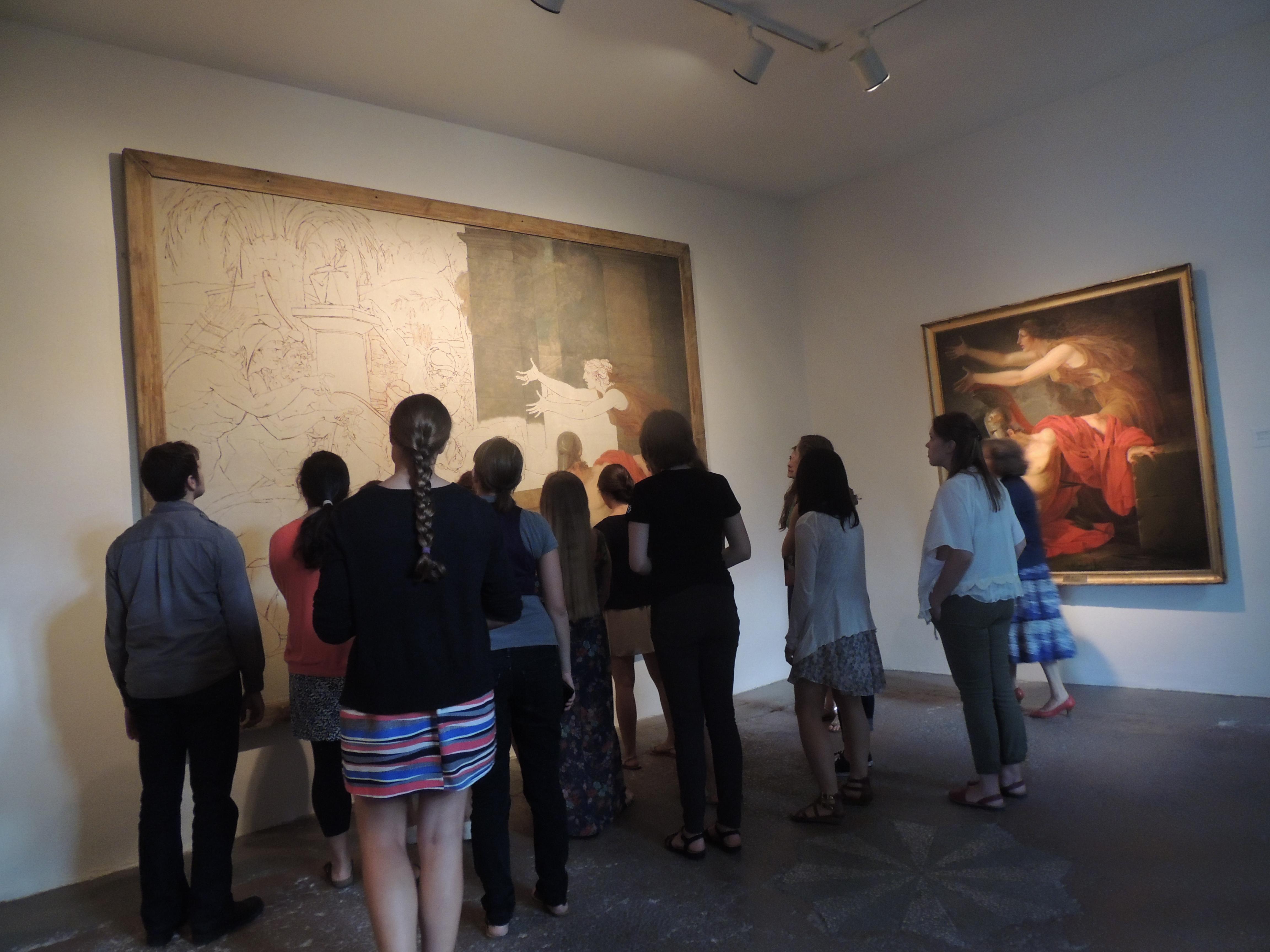 Durant tout l'été le musée Réattu organise des visites pour découvrir ou redécouvrir ce bijou du patrimoine arlésien : visite thématique en famille et parcours dans les collections.