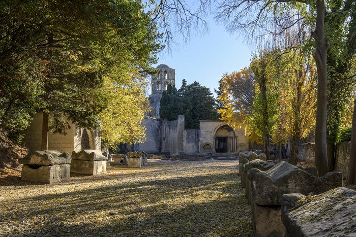 Journées du patrimoine 2020 - Annulé | Le site des Alyscamps - Arles