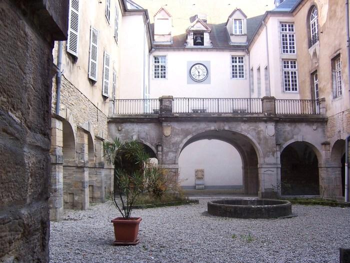 Journées du patrimoine 2019 - Prieuré Notre-Dame de Vaux-sur-Poligny