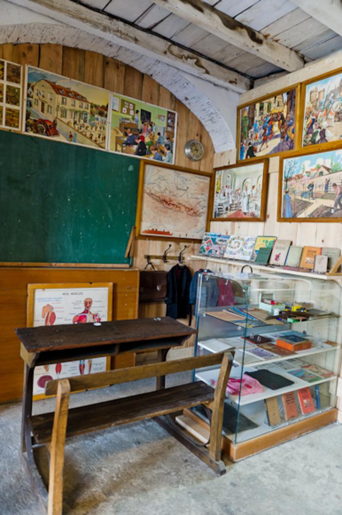 Journées du patrimoine 2020 - Exposition du petit patrimoine artisanal, familial et rural