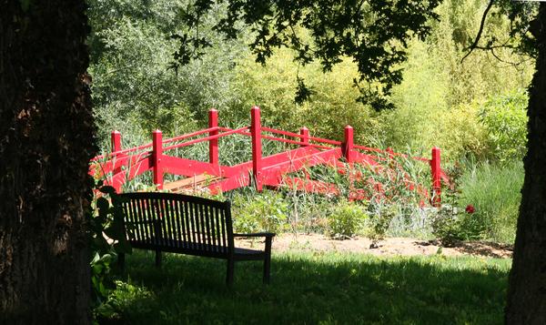 Journées du patrimoine 2019 - Visites libres et visite guidée des  Jardins du Loriot
