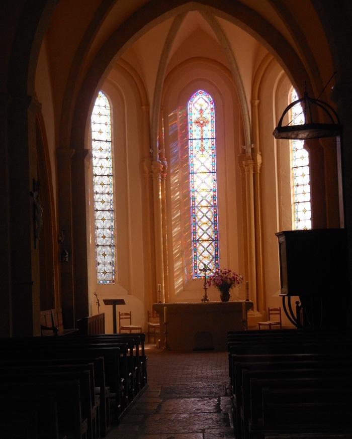 Journées du patrimoine 2020 - Chef-d'oeuvre architectural de pierre dans le Bugey : la chapelle Saint-Sebastien de l'église de Conzieu