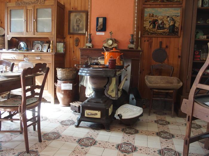 Journées du patrimoine 2020 - Visite guidée du musée d'Antan