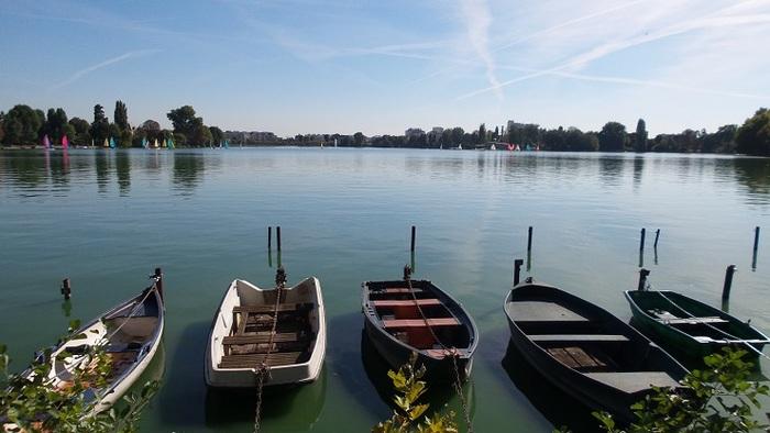 Journées du patrimoine 2019 - Balade sur le lac d'Enghien-les-Bains
