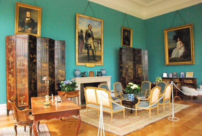 Journées du patrimoine 2019 - Visite guidée du château de Bizy