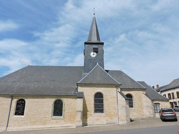 Journées du patrimoine 2020 - Découverte de l'église de Raucourt-et-Flaba