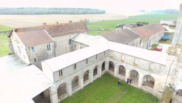 Journées du patrimoine 2019 - Visite libre de l'Abbaye de Jovilliers et exposition d'œuvres
