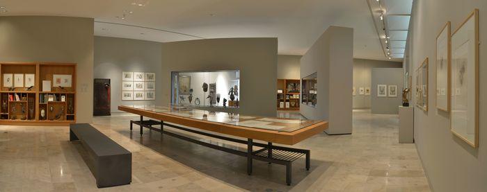 Nuit des musées 2019 -L'ambiance nocturne est propice à la découverte de nos collections permanentes
