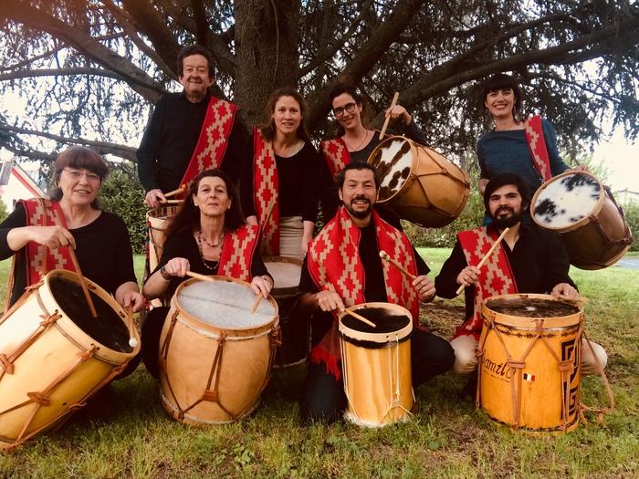 Le groupe BOMBO LATIENDO sous la direction de Luciano GIMENEZ ouvrira tambour battant la soirée