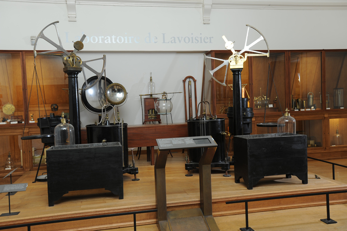 Journées du patrimoine 2019 - Le laboratoire de Lavoisier