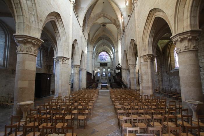 Journées du patrimoine 2019 - Visite de l'abbatiale de Saint-Seine-l'Abbaye